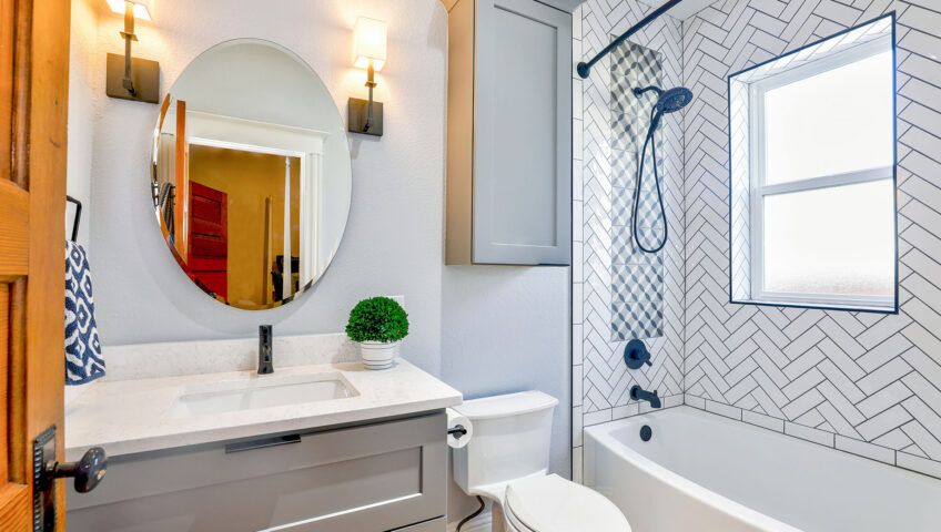 How To Update Bathroom Tile Without Replacing It